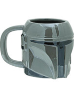 Hrnek Star Wars: The Mandalorian - Mandalorian 3D