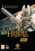 Heroes of Might and Magic TRILOGIE - edice LEGENDY (PC)