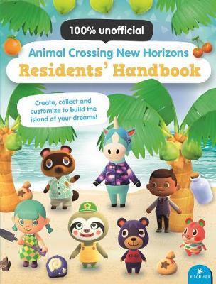 Kniha Animal Crossing: New Horizons - Residents Handbook (PC)