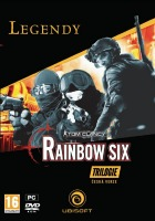 Rainbow Six TRILOGIE - edice LEGENDY (PC)