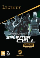 Splinter Cell QUADRILOGIE - edice LEGENDY (PC)