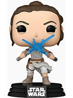 Figurka Star Wars - Rey with Two Lightsabers (Funko POP! Star Wars)