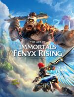 Kniha The Art of Immortals Fenyx Rising