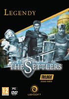 The Settlers TRILOGIE - edice LEGENDY (PC)