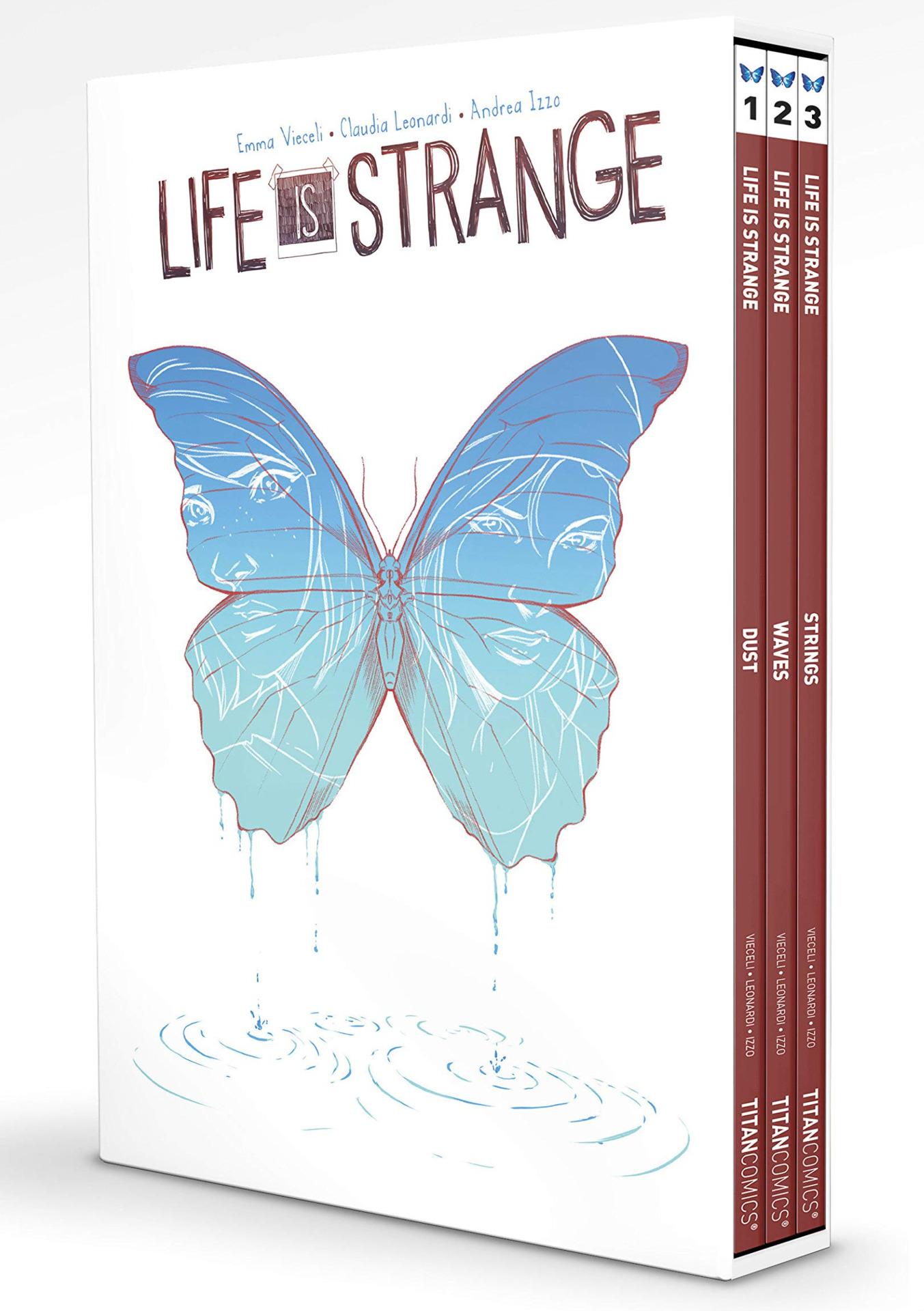 Komiks Life is Strange Volume 1-3 - Box Set (PC)