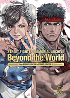 Kniha Street Fighter Memorial Archive: Beyond the World