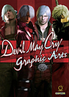 Kniha Devil May Cry: Graphic Arts