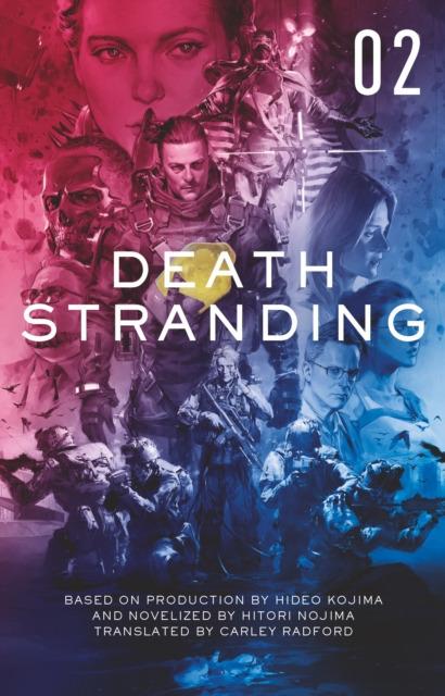 Kniha Death Stranding - The Official Novelisation Volume 2 (PC)