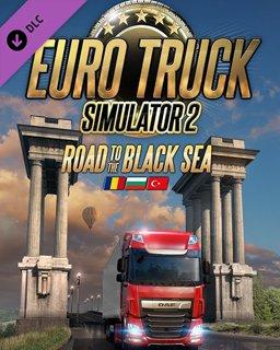 Euro Truck Simulátor 2 Cesta k Černému moři (PC DIGITAL) +