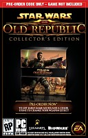 Star Wars: The Old Republic - Collectors Edition - Preorder Code (PC)