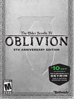 Koupit The Elder Scrolls: Oblivion 5th Anniversary Edition