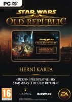 Star Wars: The Old Republic - předplacená karta (PC)