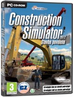 Construction Simulator: Stavba povolena (PC)