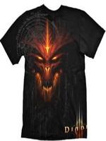 Tričko Diablo III - Special Edition S