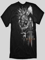 Diablo III T-Shirt - Tyrael Side, Black, M (PC)
