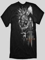 Diablo III T-Shirt - Tyrael Side, Black, L (PC)