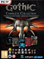 Koupit Gothic Complete Collection