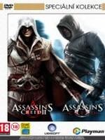 Assassins Creed 1 + 2 - Speciální kolekce (PC)