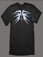 Tričko Diablo 3 - Tyrael (americká vel. XL / evropská XXL)