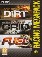 Racing Megapack DIRT+GRID+FUEL