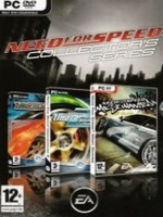 Need for Speed Collectors Series UNDGR 1+2+Most Wanted