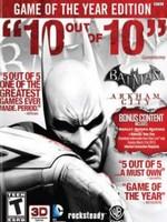 Batman: Arkham City - GOTY