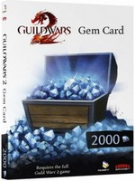 Guild Wars 2 - Gem Card