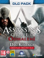 Assassins Creed: Revelations - DLC1 + DLC2 + DLC3 (PC)