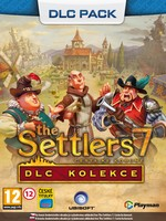 The Settlers 7 - DLC1 + DLC2 + DLC3 + DLC4 (PC)