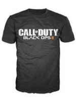 Tričko Call of Duty: Black Ops 2 - Basic Logo M (PC)