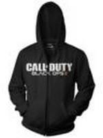 Call of Duty Black Ops 2 - Black Logo Zipper Hoodie XL (PC)