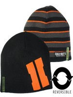 Call of Duty Black Ops 2  Orange-Black Reversible Beanie (PC)
