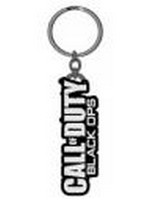 Call of Duty Black Ops 2  Logo Rubber Key Chain (PC)