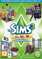 The Sims 3: Styl 70., 80. a 90. let