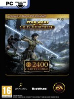 Star Wars: The Old Republic - 2400 Cartel Points (PC)