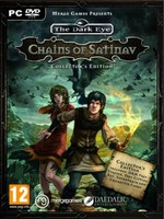 Chains Of Satinav - The Dark Eye Collectors Edition