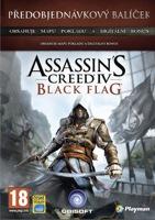 Assassins Creed 4: Black Flag - předobjednávkový balíček (PC)