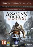 Assassins Creed 4: Black Flag - Skull Edition - předobjednávkový balíček (PC)