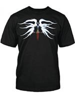 Tričko Diablo 3 - Tyrael (americká vel. S / evropská S-M)