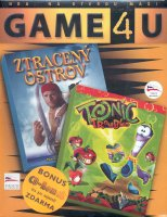 Game4U - Ztracený ostrov a Tonic trouble (PC)