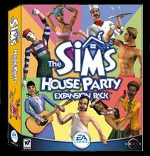 The Sims: House Party (PC)