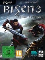 Koupit Risen 3: Titan Lords - First Edition