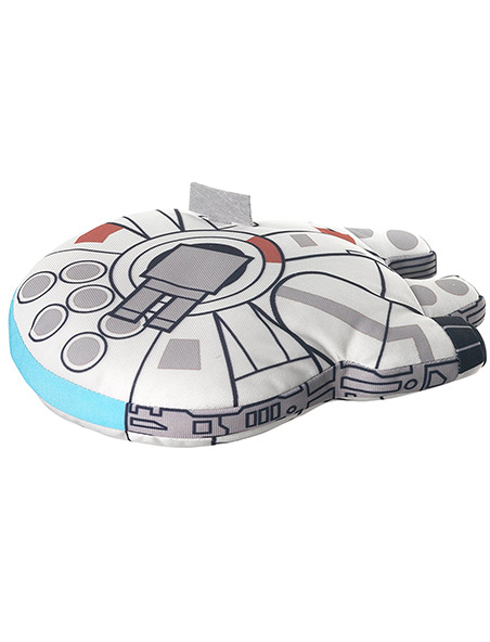 Plyšák Star Wars - Millenium Falcon (18 cm)