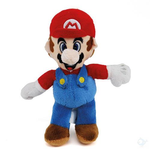 Plyšák Super Mario - Mario (21 cm)