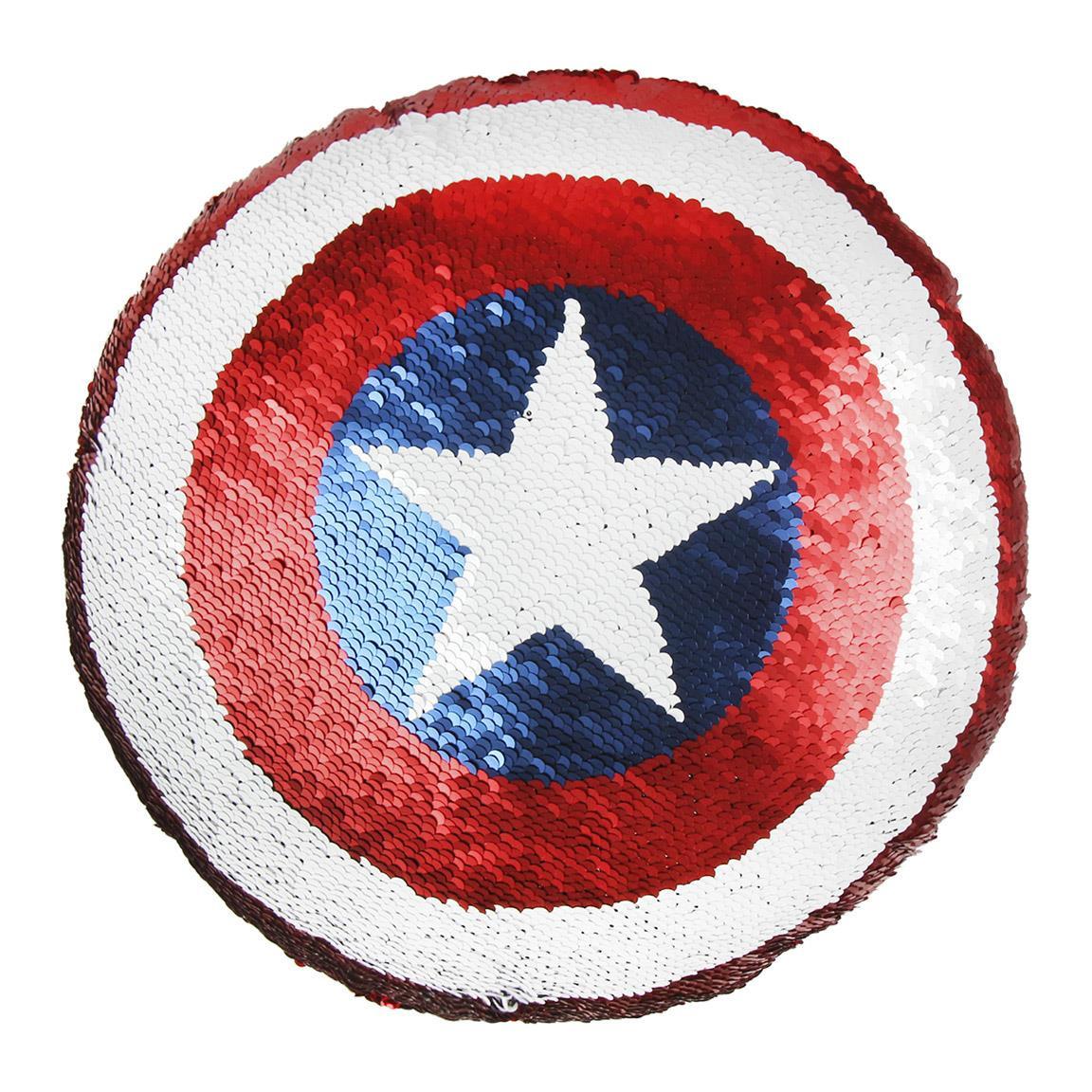 Polštář Avengers - Captain America Shield