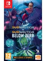 Subnautica: Below Zero + Subnautica (SWITCH)