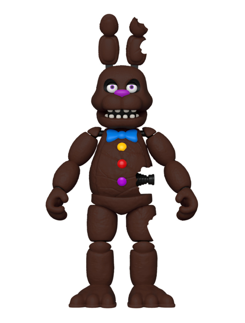 Figurka Five Nights at Freddys - Chocolate Bonnie Action (Funko)