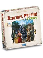 Desková hra Jízdenky, prosím! Evropa - 15th Anniversary