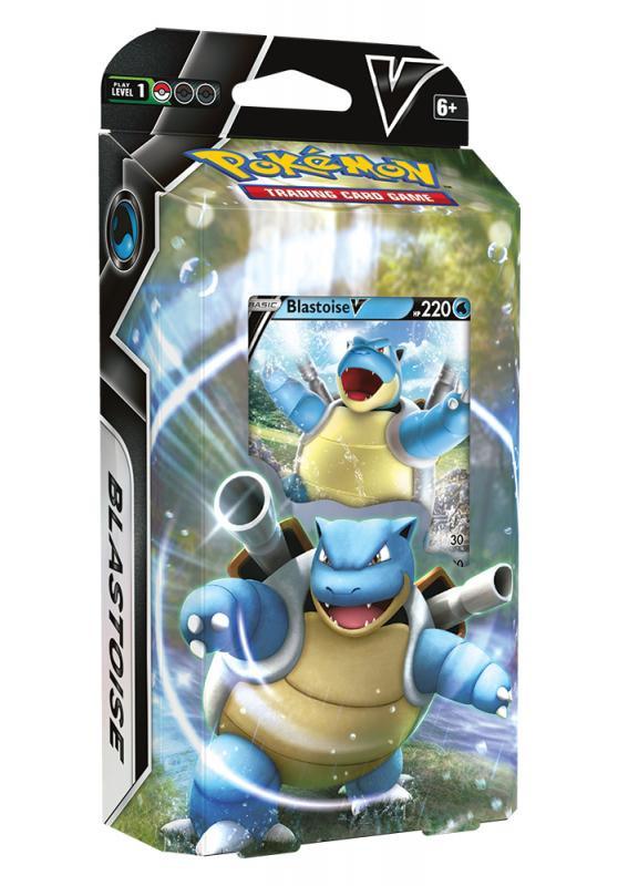 Karetní hra Pokémon TCG - V Battle Deck Blastoise V