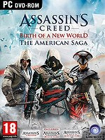 Assassins Creed - American Saga